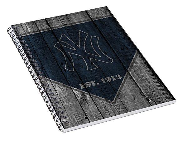 New York Yankees Spiral Notebook