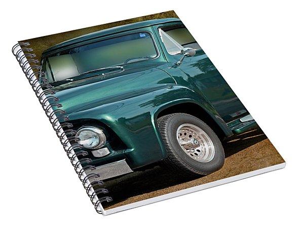 1955 Ford Truck Spiral Notebook