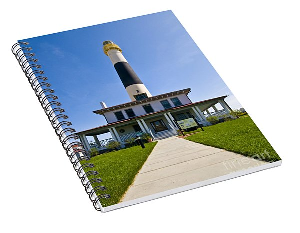 Absecon Lighthouse Spiral Notebook