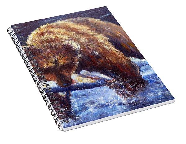 Day's Catch Spiral Notebook