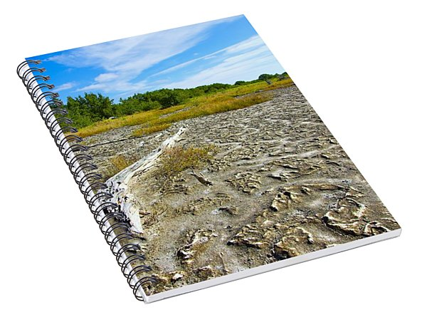 Everglades Coastal Prairies Spiral Notebook