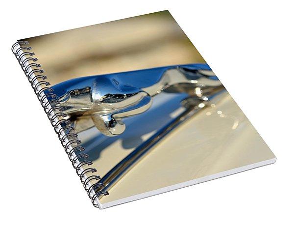 1957 Jaguar Xk 150 Drophead Coupe Spiral Notebook