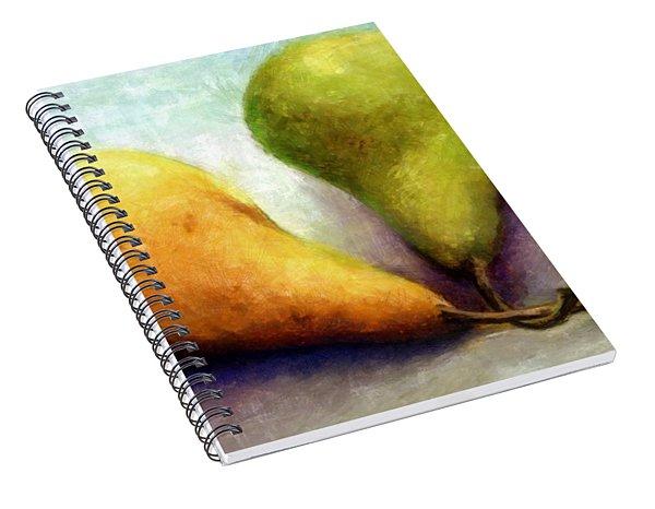 Stems Spiral Notebook