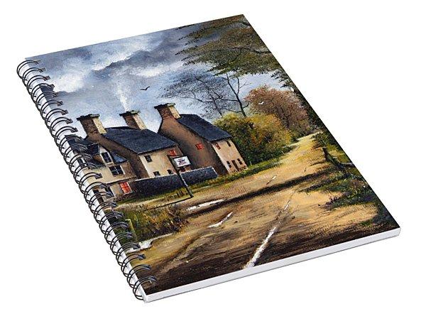Travellers Rest Spiral Notebook