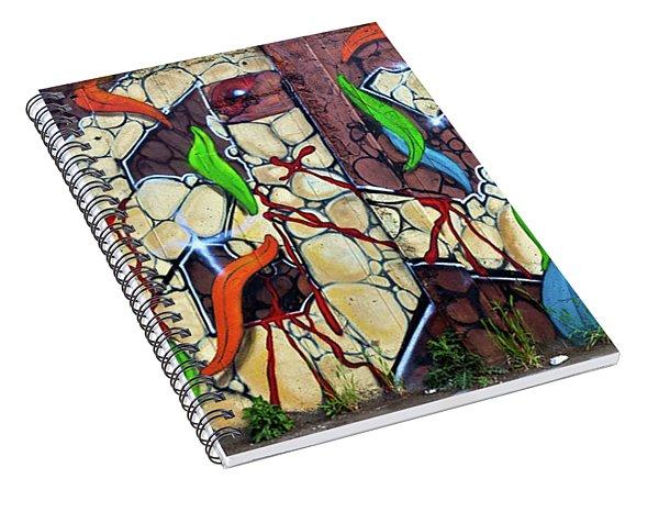2012 Spiral Notebook