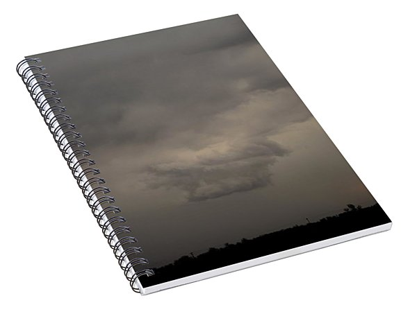 Let The Storm Season Begin Spiral Notebook