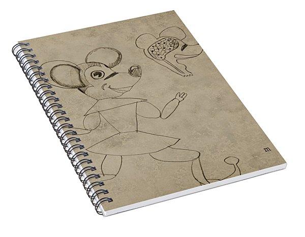 2298 Spiral Notebook