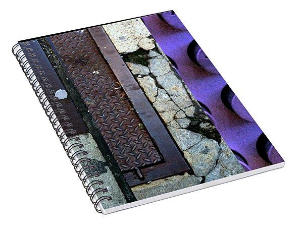 258 Spiral Notebook
