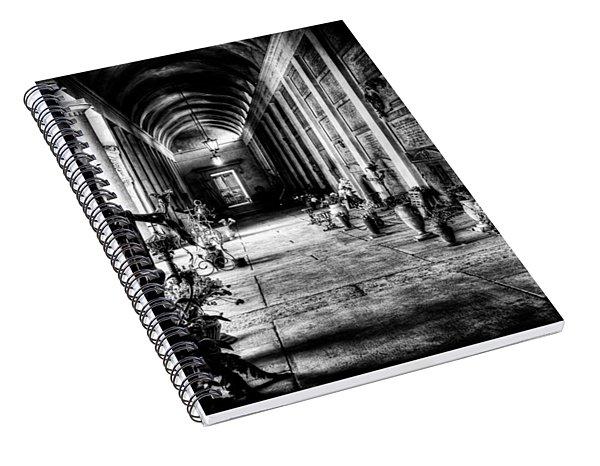 Cemetery Of Verona Spiral Notebook
