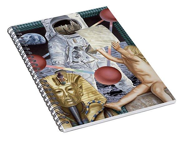 Instructions Spiral Notebook
