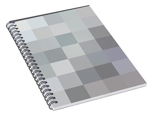 50 Shades Of Grey Spiral Notebook