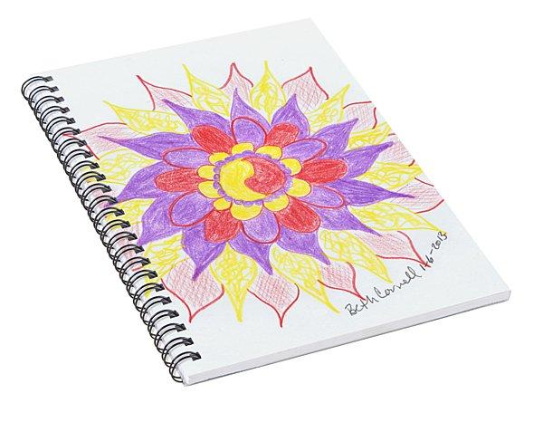 6 Spiral Notebook