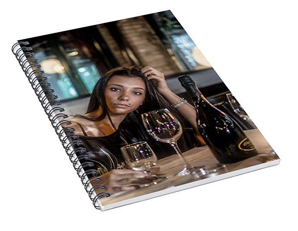 Spirito Spiral Notebook
