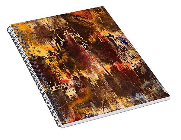 A River's Edge Spiral Notebook
