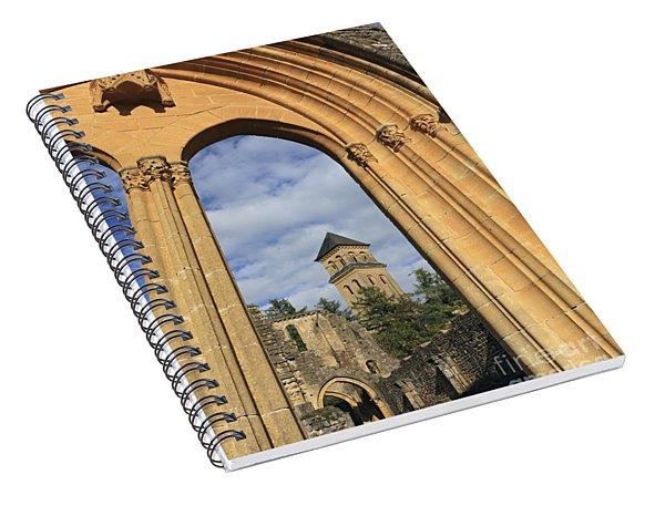 Abbaye D'orval Belgium Spiral Notebook