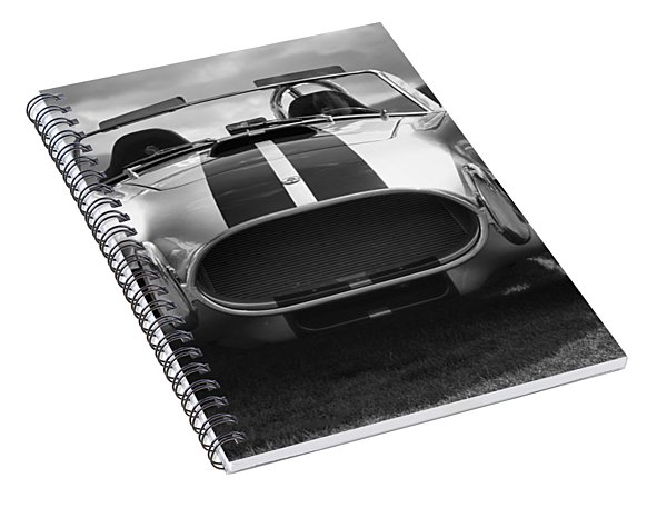 Ac Cobra 427 Spiral Notebook