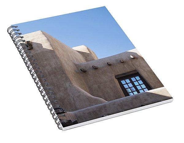 Adobe Sky Spiral Notebook
