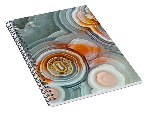 Agate 4 Micro Spiral Notebook
