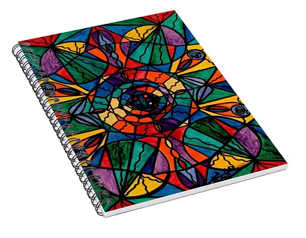 Alignment Spiral Notebook