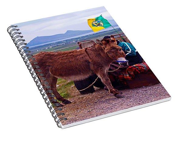 Along The Wayside Spiral Notebook