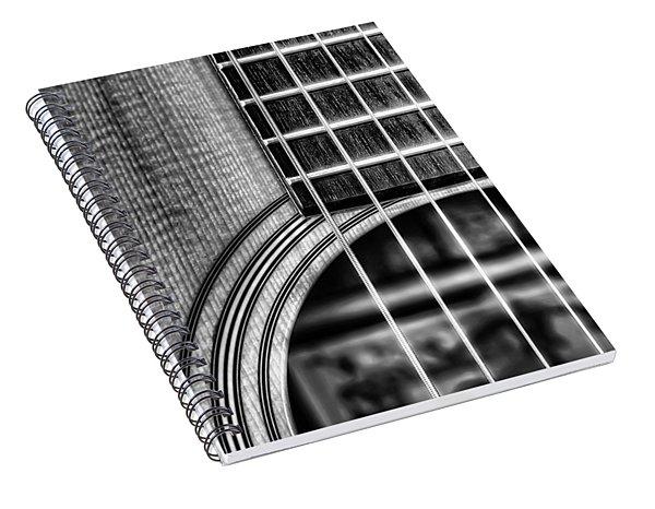 Alvarez Yairi Spiral Notebook