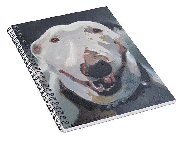Anna The Bullie Spiral Notebook