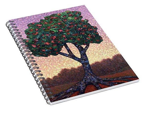 Apple Tree Spiral Notebook