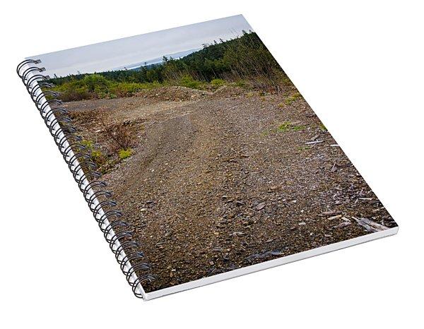 4x4 Logging Road To Adventure Spiral Notebook