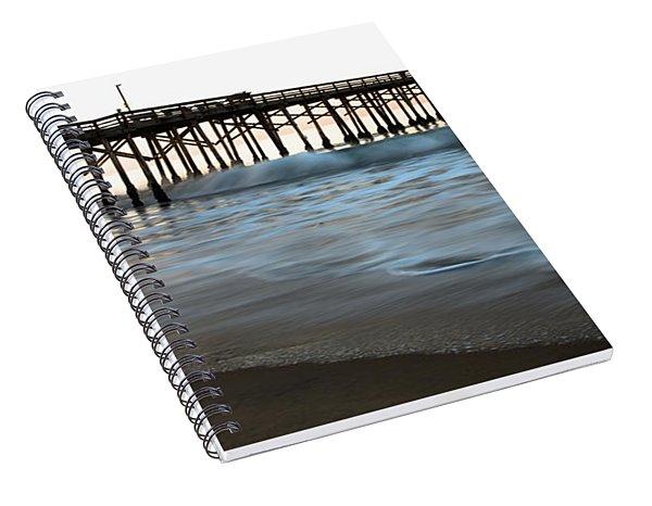 Balboa Pier  Spiral Notebook