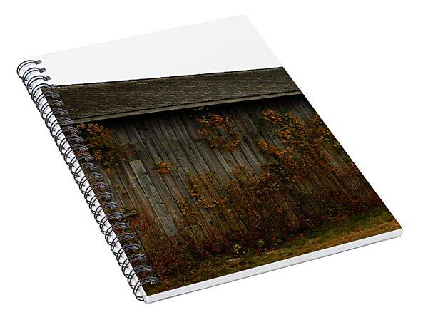 Barn 2 Spiral Notebook