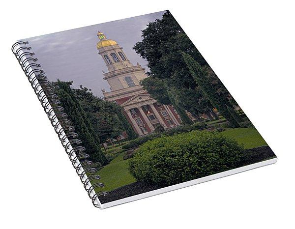 University Tower Spiral Notebook