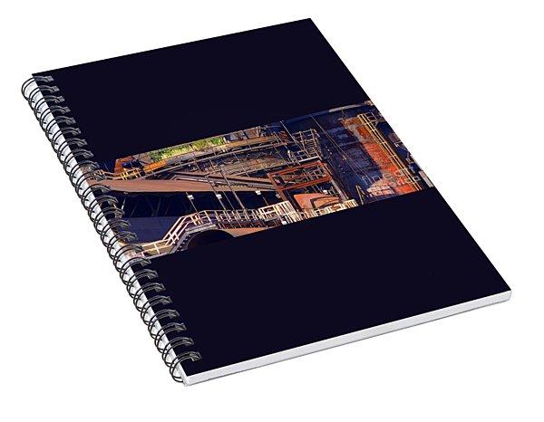 Bethlehem Steel # 4 Spiral Notebook