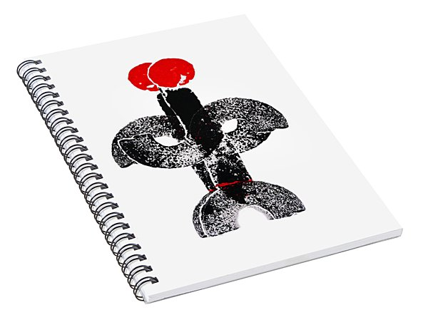 Biennale Spiral Notebook