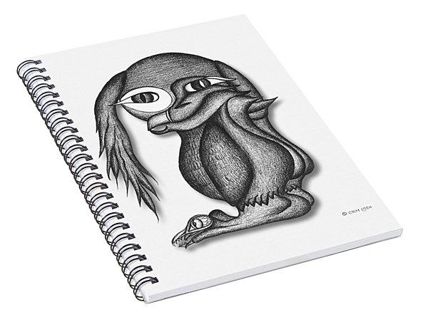 Bird Dog Spiral Notebook