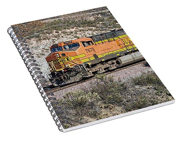 Bn 7678 Spiral Notebook