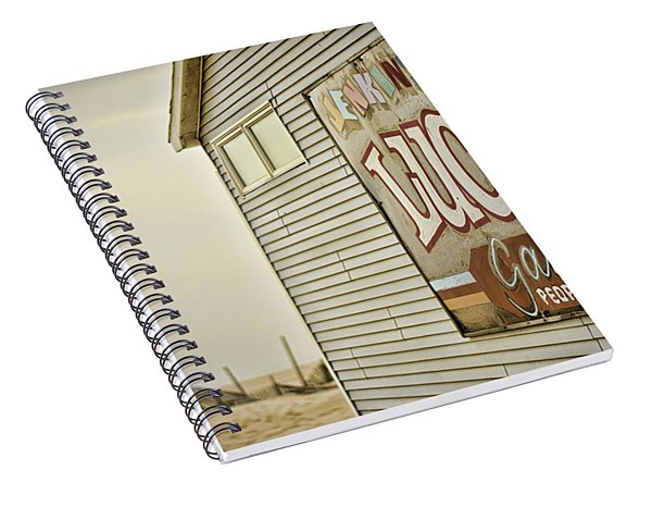 Boardwalk Empire Spiral Notebook