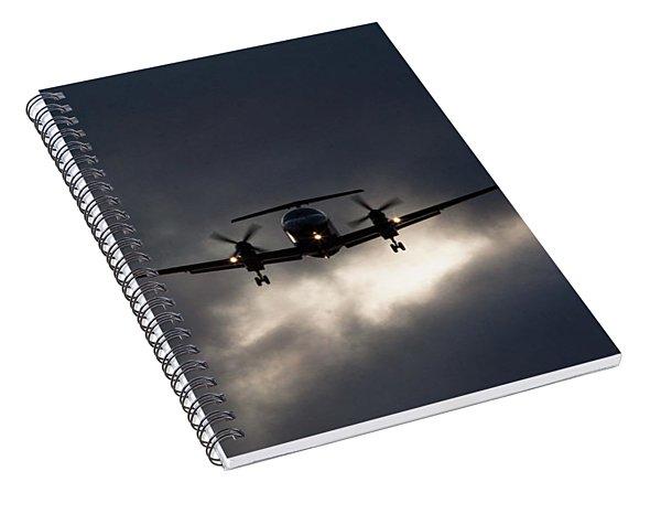 Brasilia Breakout Spiral Notebook