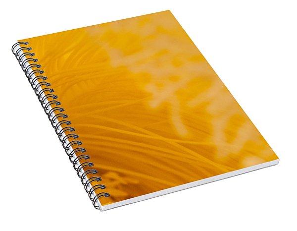 Cactus Flower Stamens Spiral Notebook