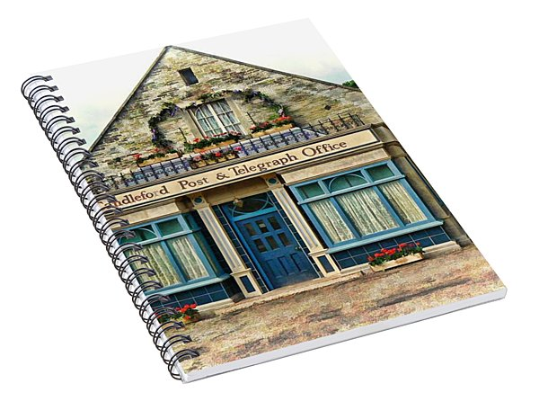 Candleford Post Office Spiral Notebook