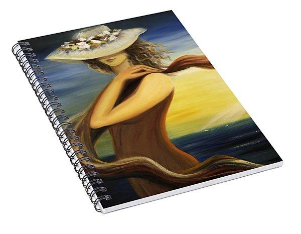 Catch Spiral Notebook