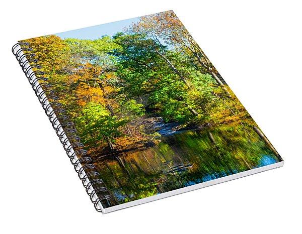 Catskill Mountains Spiral Notebook
