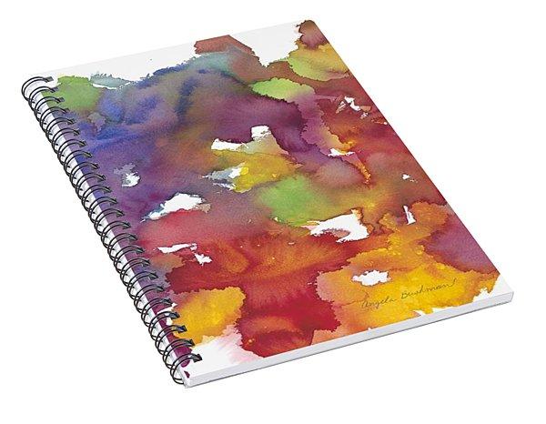 Chakra Balance Spiral Notebook