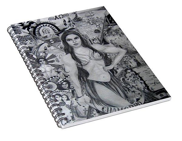 Chamorro Chronology Spiral Notebook