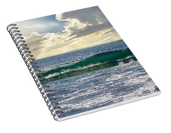 Charybdis Spiral Notebook
