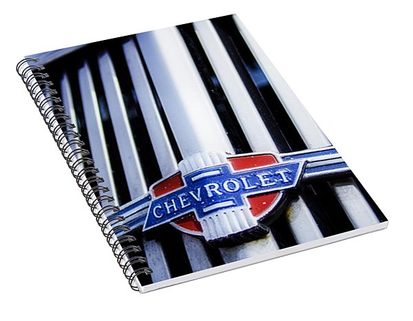 Chevy Fleetline Spiral Notebook