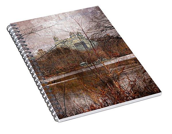 New York City View Series 02 Spiral Notebook