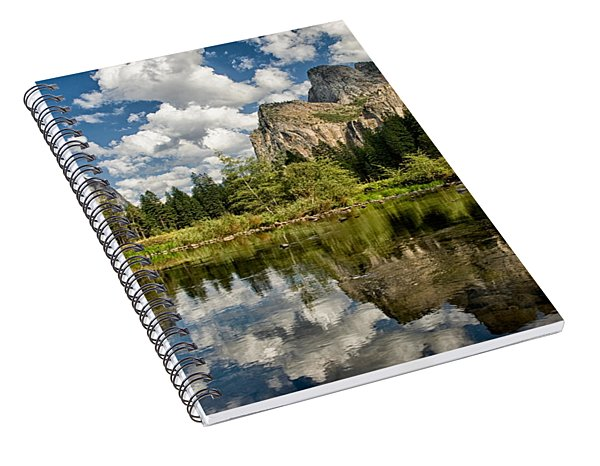Classic Valley View Spiral Notebook