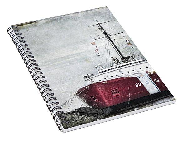 Coast Guard Spiral Notebook