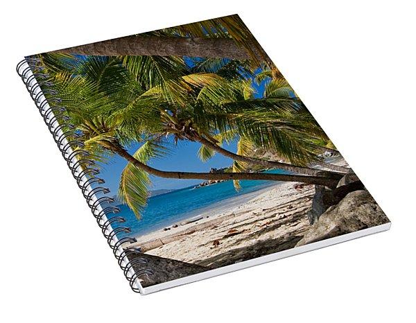 Cooper Island Spiral Notebook