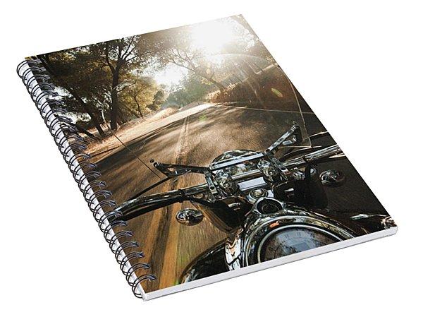 Country Cruisin' Spiral Notebook